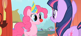 Смотреть My Little Pony: Friendship is Magic онлайн