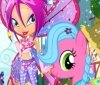 My Little Pony и Winx играть